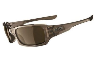 3f410f5de1 Oakley Fives Squared Sunglasses - Brown Smoke Frame