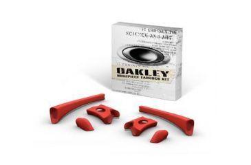 Oakley Flak Jacket Earsock/Nosepad Kit - Red 06-214