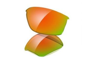 Oakley Flak Jacket Replacement Lens Kit - Fire 13-647