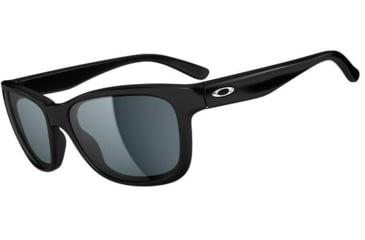 Oakley Forehand Sunglasses, Polished Black OO9179-01