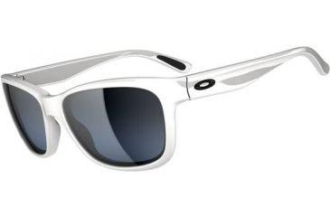 Oakley Forehand Sunglasses, Polished White OO9179-02