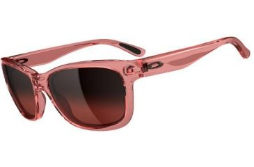 Oakley Forehand Sunglasses, Rose Quartz OO9179-05-RX