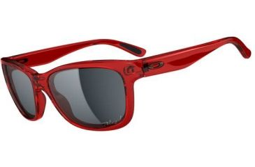 Oakley Forehand Sunglasses, Cherry Red OO9179-07-RX