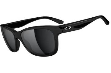 Oakley Forehand Sunglasses, Polarized Black OO9179-09