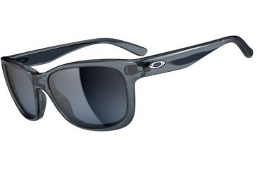 Oakley Forehand Sunglasses, Crystal Black OO9179-12-RX