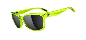 Oakley Forehand Sunglasses, Neon Yellow Frame, Black Iridium Lens OO9179-13