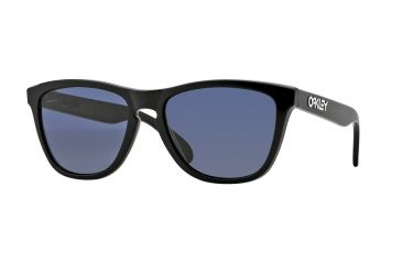 Oakley FROGSKINS OO9013 Progressive Prescription Sunglasses  OO9013-24-306-55 - Lens Diameter