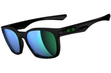 Oakley Garage Rock Sunglasses, Polished Black OO9175-04-RX