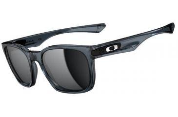 Oakley Garage Rock Sunglasses, Crystal Black OO9175-05-RX