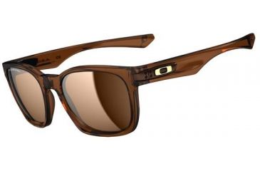 Oakley Garage Rock Sunglasses, Polished Dark Amber OO9175-06-RX