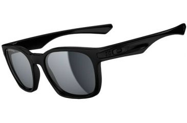 Oakley Garage Rock Sunglasses, Polished Black OO9175-07-RX
