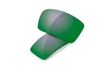 Oakley GasCan Replacement Lens Kit - Emerald Iridium 13-664
