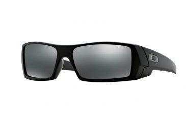 ... Frame Color Matte Black. Oakley GASCAN OO9014 Bifocal Prescription  Sunglasses OO9014-24-435-61 - Lens Diameter