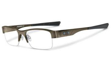 Oakley Gasser 0.5 Eyeglasses, Titanium Pewter, 53.2 mm OX5088-0252