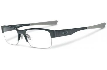 Oakley Gasser 0.5 Eyeglasses, Cool Grey, 53.2 mm OX5088-0452