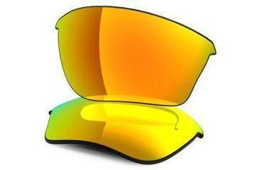 Oakley Half Jacket 2.0 XL Replacement Lenses, Fire Iridium 43-511