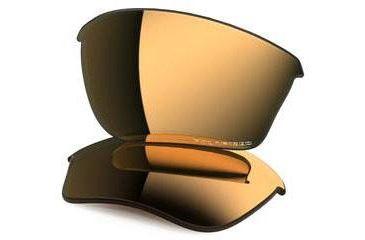 Oakley Half Jacket 2.0 XL Replacement Lenses, Gold Iridium Polarized 43-515