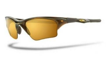 ffc8fe715c Oakley Half Jacket XLJ Rootbeer Frame Single Vision Rx Sunglasses 03-651