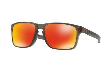9c94b93992 Oakley HOLBROOK MIX A OO9385 Sunglasses 938504-57 - Grey Smoke Frame