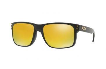 7fa37ebec709c Oakley Holbrook Rx Sun Glasses w  Prescription Lenses OO9102-9102E3-55 -  Lens