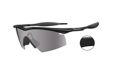 2ac6b59269 Oakley Industrial M-Frame w  Grey Lenses Men s Sunglasses 11-162