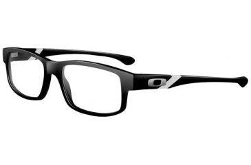 Oakley Junkyard 2 Eyeglasses, Polished Black OX1097-0553-RX