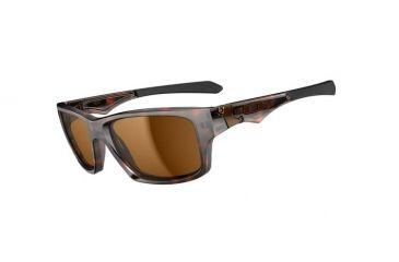 Oakley Jupiter Squared Sunglasses, Brown Tortoise Frame, Dark Bronze Lens OO9135-04