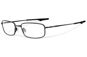 Oakley Keel Blade Eyeglasses, Polished Black OX3125-0153-RX
