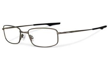 Oakley Keel Blade Eyeglasses, Pewter OX3125-0855-RX
