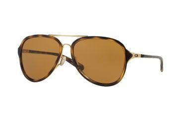 768b077ca1 Oakley KICKBACK OO4102 Single Vision Prescription Sunglasses OO4102-410202-58  - Lens Diameter 58
