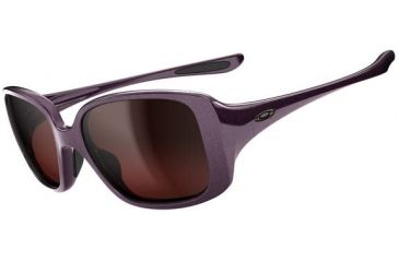 Oakley LBD Sunglasses - Dark Plum Frame and G40 Black Gradient Lens OO9193-04