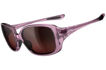 Oakley LBD Sunglasses - Rose Quartz Frame and G40 Black Gradient Lens OO9193-08