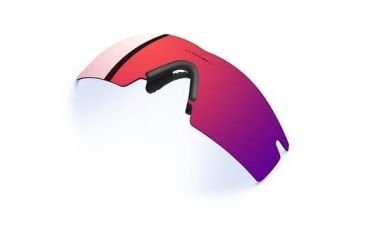 Oakley M-Frame Strike Replacement Lens Kit -  +Red 06-776