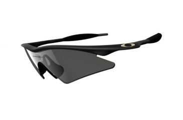 0d955ec854e Oakley M-Frame Sweep Sunglasses - Black Frame w  Grey Lenses 09-101