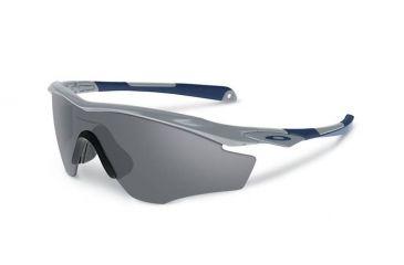 8accecfa458 Oakley M2 Frame Mens Sunglasses Polished Fog Frame