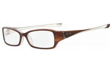 29791852660 Oakley Macchiato 2.0 Cappuccino Eyeglass Frames w  Blank Lenses 12-037
