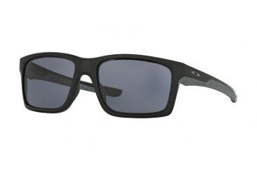 6446d81a9a8 Oakley MAINLINK OO9264 Sunglasses 926401-57 - Matte Black Frame