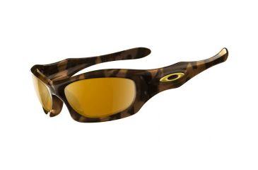 Oakley Monster Dog Brown Tortoise Frame w/ Bronze Lenses Men's Sunglasses 05-013