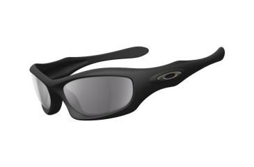 Oakley Monster Dog Matte Black  Men's Bifocal Rx Sunglasses 05-015