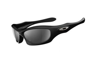 Oakley Monster Dog Polished Black  Men's Bifocal Rx Sunglasses 12-804