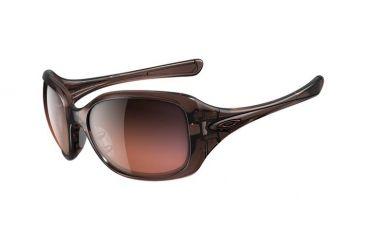 Oakley Necessity Sunglasses, Amethyst Frame, G40 Black Gradient Lens OO9122-02
