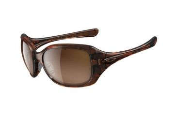 Oakley Necessity Single Vision Prescription Sunglasses - Tortoise Frame OO9122-03