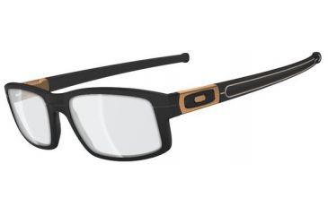 Oakley Panel Eyeglasses, Black Bronze, 58.7 mm OX3153-0455