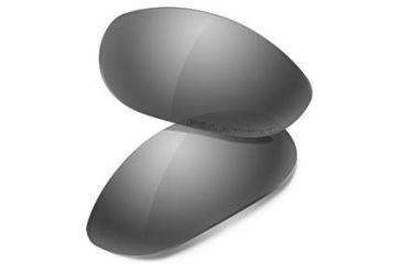 Oakley Pit Bull Replacement Lenses, Black Iridium Polarized 43-388
