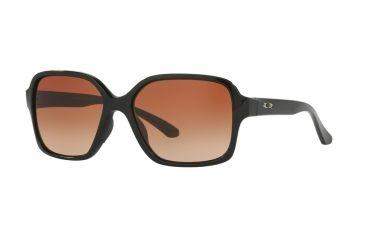 9eb2f69882 Oakley PROXY OO9312 Sunglasses 931201-54 - Polished Black Frame