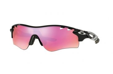 1a8912d5be6 Oakley SI Radarlock Path Single Vision Prescription Sunglasses  OO9181-918141-38 - Lens Diameter