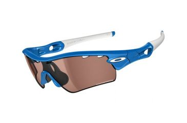 Oakley Radar Path Sky Blue Frame w/ VR50 Photochromic Vented Lenses Sunglasses 09-751
