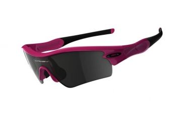 6e83d650fb Oakley Radar Path Women s Bright Pink Frame w  Grey Lenses Women s  Sunglasses ...
