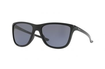 1eee1c81332 Oakley REVERIE OO9362 Sunglasses 936201-55 - Polished Black Frame