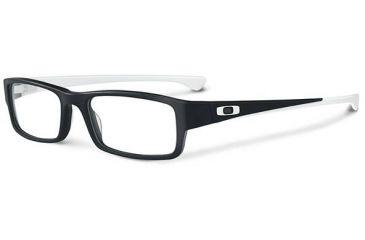 Oakley Servo Eyeglasses - Satin Black/White Frame OX1066-0953